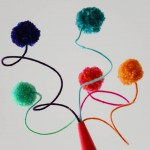 LG10 (Coloured pompoms)